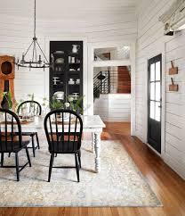 Dining Table Rug Best 25 Farmhouse Dining Room Rug Ideas On Pinterest Colorful
