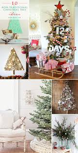 Ideas To Decorate My Tree 10 Non Traditional Tree Ideas