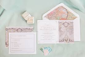 Travel Themed Wedding Romantic Travel Themed Wedding Artfully Wed Wedding Blog