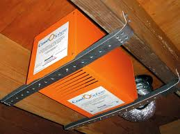 crawl space exhaust fan the crawl o sphere crawl space ventilation fan system