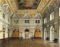 palace interiors interiors of the winter palace the anteroom konstantin