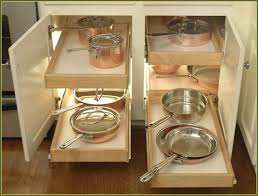 Kitchen Cabinet Shelving Ideas Pull Out Cabinet Shelves Ideas U2014 Home Ideas Collection