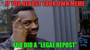 Caption Your Own Meme - how to repost legally imgflip