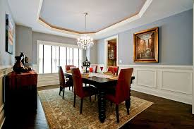 Blue Dining Rooms  Exquisite Inspirations Design Tips - Dining room walls