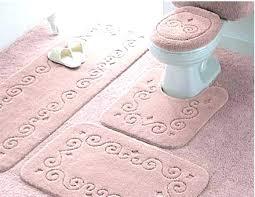 Pink Bathroom Rugs Pink Bath Rugs Pink Bathroom Rugs Or Bathroom Rug Set