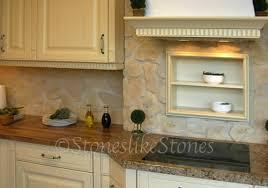 küche wandpaneele anwendungen und idee für kunststein wandpaneele in stein und holz