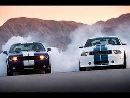 mustang vs dodge challenger dodge challenger srt8 392 vs shelby gt350 cars