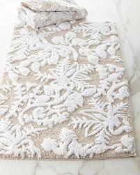 Luxury Bath Rugs Robshaw Pasak Bath Rug Neiman