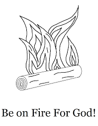 click the fireman puts out the fire coloring pages fire coloring