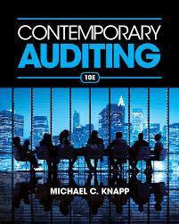 auditing 9781305080577 cengage