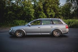 audi c5 a6 allroad 2 5tdi air lift v2 suspension u0026 rotiform ccv