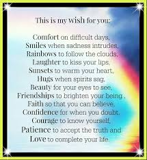 my wish for you best friend sayings august 17