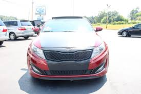 2012 red kia optima sx turbo trust auto used cars maryville tn