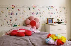 chambre enfant papier peint coloriage enfant papier peint pour chambre enfant déco