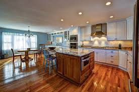 Hardwood Floor Kitchen What Is The Best Wood Flooring For A Kitchen Angie S List