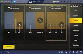 bluestacks joystick settings play pubg mobile on pc controls setup guide 100 works playroider