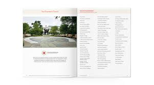 chairman s annual report template american cross annual report sharyn lange