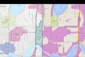 City Of Seattle Zoning Map by Correction Single Family Upzones Are Still Part Of Hala Wallyhood