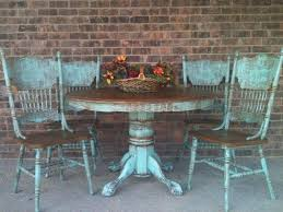 Chalk Paint Table And Chairs Wonderful Shabby Chic Bistro Table And Chairs With Best 25 Painted