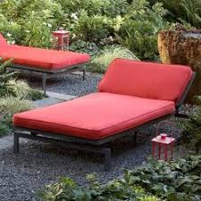 customize your allen roth chaise lounge with sunbrella cushions