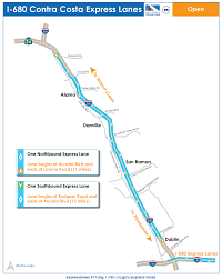 Chp Scale Locations 511 Sf Bay Driving Bay Area Express Lanes