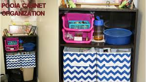 pooja cabinet organization how to organize a small pooja cabinet