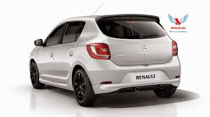 sandero renault 2017 a renault faced illustration of the performance sandero rs