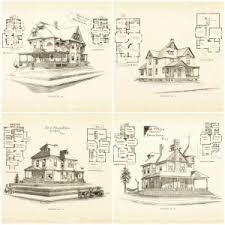house plan victorian houses brick house plan exceptional home
