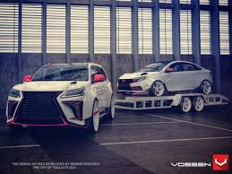 lexus lx 570 for in thailand time attack тeam