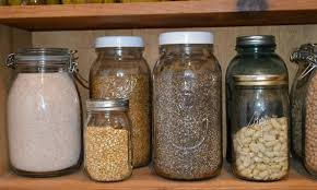 Best Storage Containers For Pantry - 10 best foods to stock in your pantry how to store foods