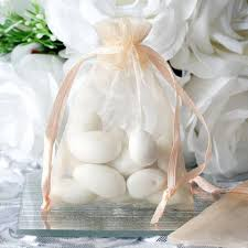 large organza bags 10 pack 3x4 organza drawstring party favor gift pouch candy