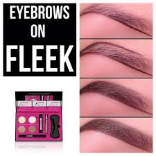 want the perfect eyebrows this aloette perfect brow kit has