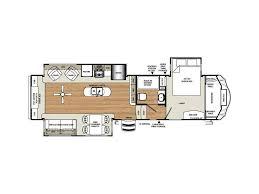 Sandpiper Rv Floor Plans by 2017 Forest River Sandpiper 354ret Wheat Ridge Co Rvtrader Com