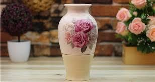 Large Ceramic Vases Charming Rose Large Ceramic Vaseswatzin