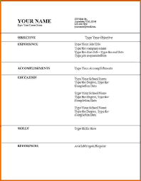 how to create a resume template 10 how to make your resume lease template