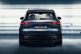 suv porsche five things you need to know about the 2019 porsche cayenne