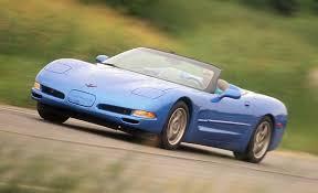 1998 chevrolet corvette specs 1998 chevrolet corvette convertible road test reviews car