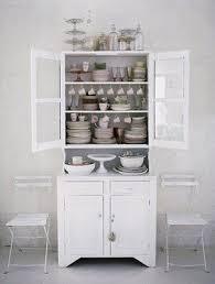 Best Kitchens Images On Pinterest Kitchen Dream Kitchens And - White kitchen hutch cabinet