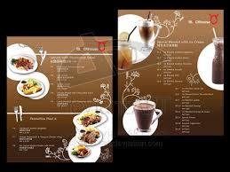 Designs Of Menu Card 40 Most Beautifully Designed Restaurant Menu U0027s Cards Bloggs74