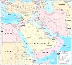 east political map middle east political map 2003