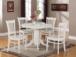 plastic polyester solid beige set of 391 white kitchen table and