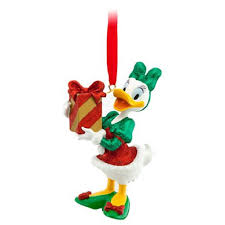 duck with present ornament home kitchen