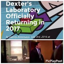 dexter u0027s lab movie 2017 coub gifs sound