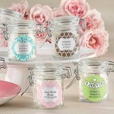 jar wedding favors mini glass jar favors personalized wedding bridal shower party