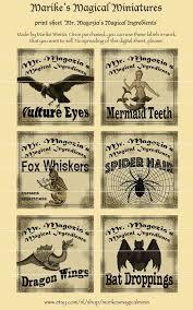 498 best prints potion labels images on pinterest potion labels