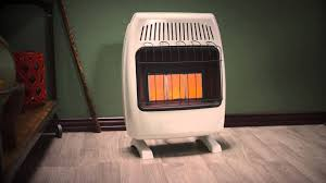 Wall Mounted Natural Gas Heater Dyna Glo 18 000 Btu Infrared Vent Free Wall Heater Youtube