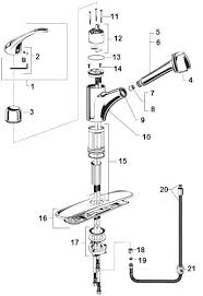 leaky moen kitchen faucet repair moen kitchen faucet repair www allaboutyouth net