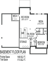 2 house plans with basement design a basement floor plan charming 2 house plans with
