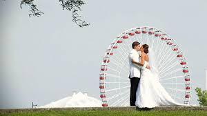 wedding videography chicago chicago wedding trailer michael delack media