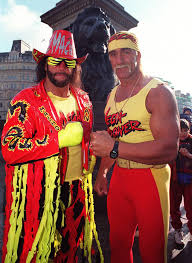 Randy Savage Halloween Costume Hulk Hogan Randy Savage U201cit Cool Induct